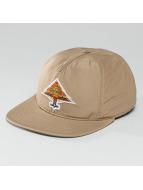 LRG Snapback Caps Mystic khakiruskea