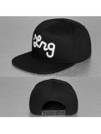 LRG Snapback Caps LRG musta