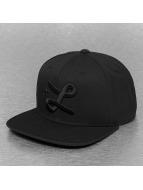 LRG Snapback Caps Team L musta