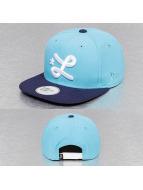LRG Snapback Caps Team L niebieski