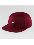 LRG Snapback Caps Giraffe United punainen