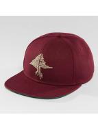 LRG Snapback Caps Collection punainen