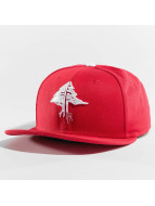 LRG Snapback Caps Research Collection red