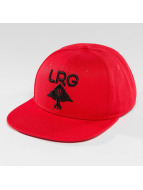 LRG Snapbackkeps Research Group röd