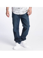 LRG Straight Fit Jeans RC C47 blå