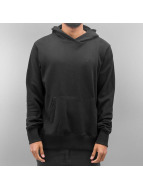 LRG Sweat à capuche Solid Ground noir
