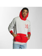 LRG Sweat à capuche J173003 rouge