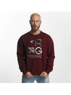 LRG Sweat & Pull Research Collection rouge