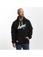 LRG Sweat capuche Lifted Script noir