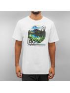 LRG T-shirt Fresh Outdoors bianco