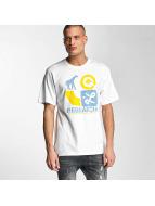 LRG T-shirt Spray Away bianco