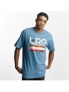 LRG T-shirt Astroland blå