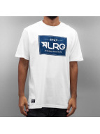LRG T-Shirt Research Collection Roots People Batik blanc