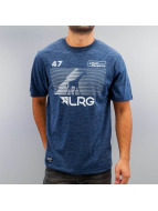 LRG T-Shirt Multi Hit blau