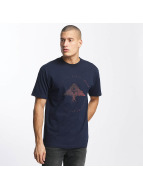 LRG T-Shirt Hand Draw blau