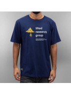 LRG t-shirt Research Collection The Old Tree blauw