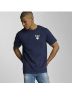 LRG t-shirt Logo Plus blauw