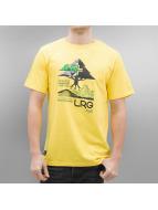 LRG T-Shirt Tree Tech gelb
