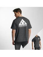 LRG T-shirt 3 Sided Story grå