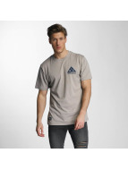LRG T-Shirt 3 Sided Story grau