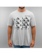 LRG T-Shirt Checkered Tree grey