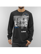 LRG T-Shirt manches longues High City Life noir