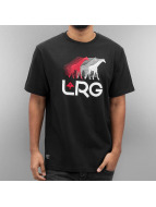 LRG T-Shirt Collection Front Runners noir
