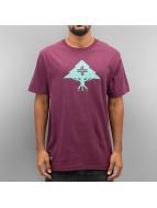 LRG t-shirt Core I paars