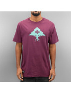 LRG T-Shirt Core I pourpre
