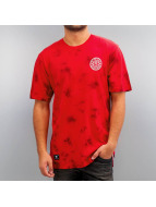 LRG T-shirt Dark Crystal rosso