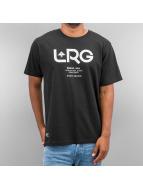 LRG T-Shirt Earth Down schwarz