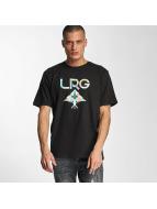 LRG T-Shirt Geo Tree schwarz