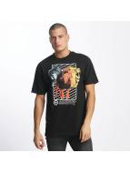 LRG T-shirt Three's A Lion svart