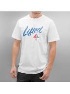 LRG T-shirt Solid Script vit