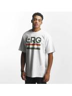 LRG T-shirt Astroland vit