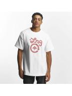 LRG T-Shirt Cycle Logo weiß