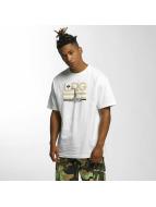 LRG t-shirt Astro Giraffe wit
