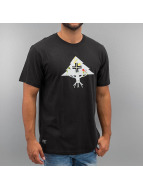 LRG t-shirt RC Rounded About zwart