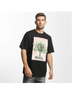 LRG t-shirt The Grid zwart