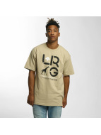 LRG T-shirts Cluster beige