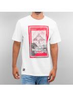 LRG T-Shirts Stellar Scape beyaz