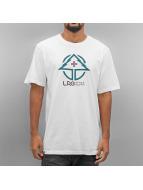 LRG T-Shirts LR Growth beyaz