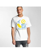 LRG T-Shirts Spray Away beyaz