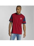 LRG T-Shirts Research Collection Playoff kırmızı