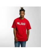 LRG T-Shirts Original People kırmızı