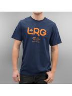 LRG T-Shirts Roots People mavi