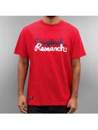 LRG T-shirts Original Research Collection rød