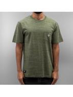 LRG T-Shirts All Natural SS Knit zeytin yeşili