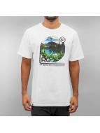 LRG T-Shirty Fresh Outdoors bialy