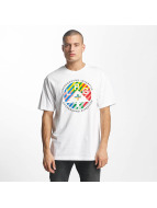 LRG T-Shirty Colors United bialy